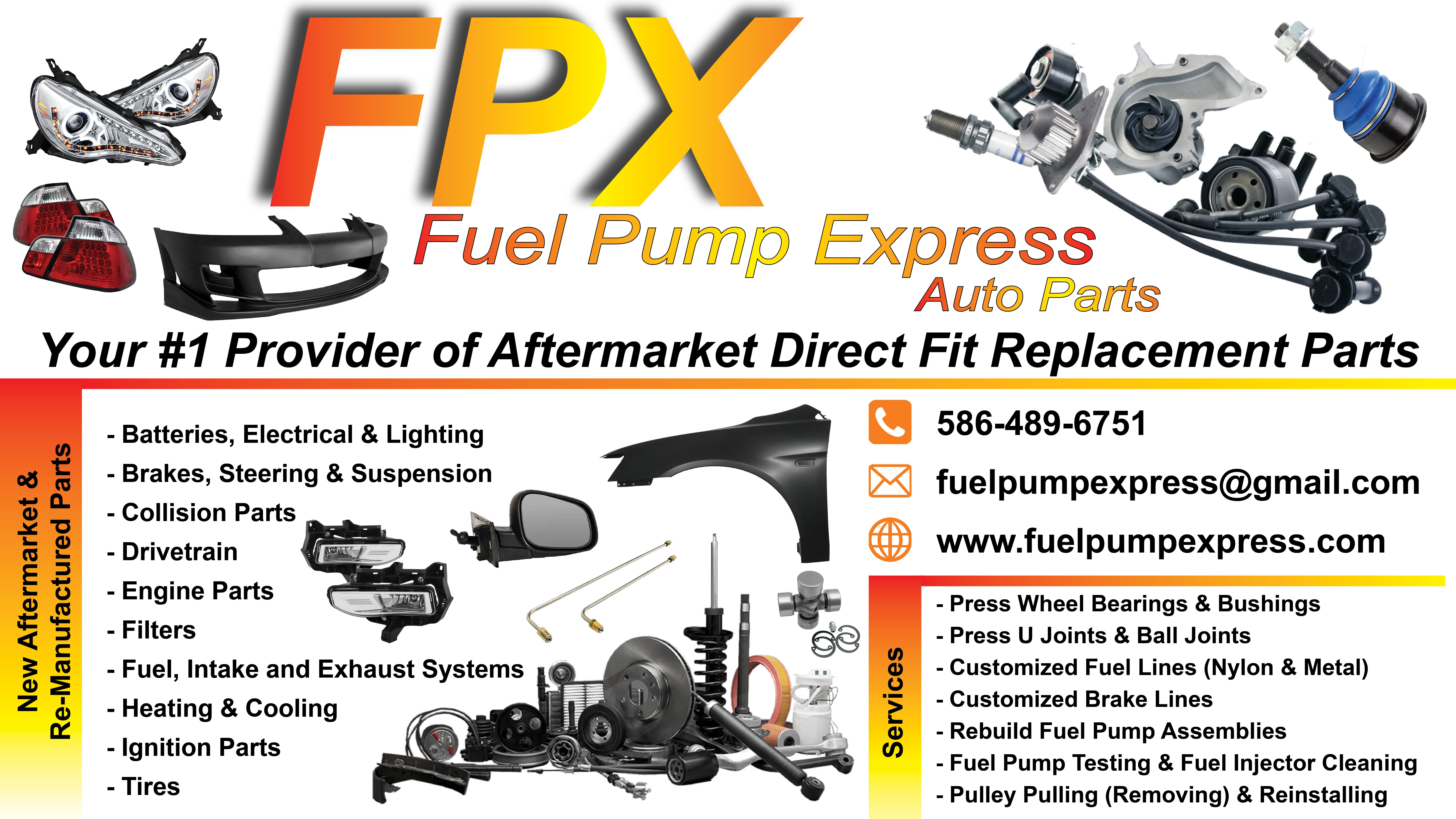 Fuel Pump Express